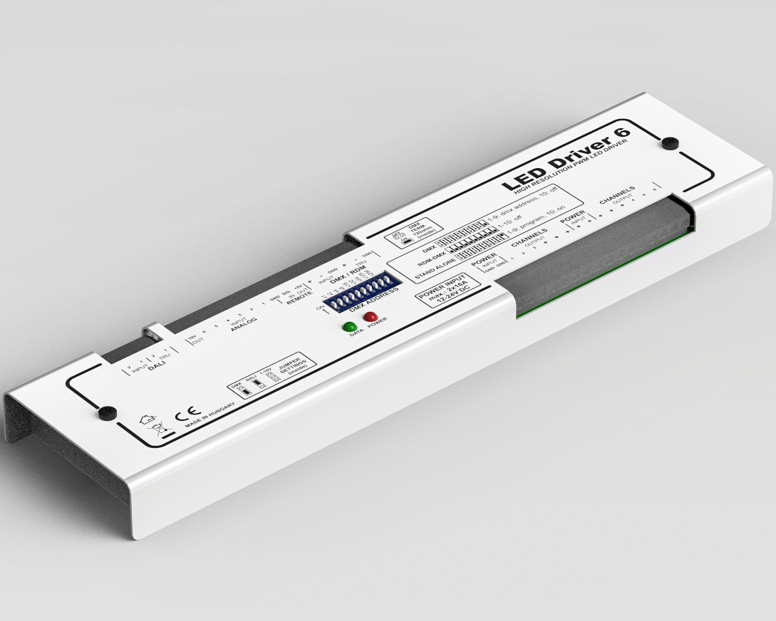 This high frequency guarantees flicker-free lighting comfort and allows realising a linear dimming characteristic with fast reaction time. RDM Compliant ... & LED Driver 6 u2013 six channels RDM DALI 0-10V led driver ... azcodes.com